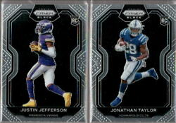 2020 Panini Chronicles Panini Prizm Black Rookie RC You Pick From A List $1.99