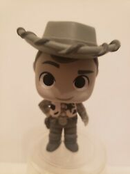 Funko MYSTERY MINIS Toy Story 4 BLACK amp; WHITE WOODY 1 12 TARGET EXCLUSIVE MINT $15.00
