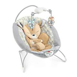 Fisher Price Fawn Meadows Deluxe Bouncer $59.99