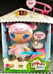 Lalaloopsy Littles 10th Anniversary Breeze E. Sky Doll Little Sister 2021 New $34.99