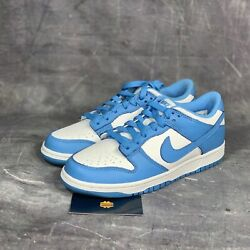 Nike Dunk Low Retro GS UNC University Blue CW1590 103 Youth All Sizes $320.00