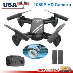 Holy Stone HS650 RC Drones FPV with 1080P HD Wifi Camera Quadcopter 3D Flip $49.00