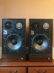 Acoustic Research AR 11 speakers $440.00