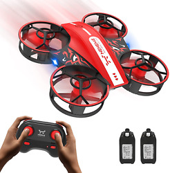 Mini Drones Kids Beginners Adults RC Small Helicopter Quadcopter Headless Mode $45.77