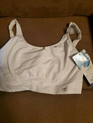 Champion Double Dry Seamless Full Support Underwire Sports Bra 6242 36 38D DD $25.99