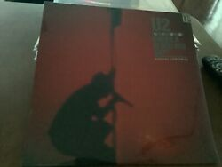 U2 live under a blood red sky mini lp record SEALED columbia house $32.49
