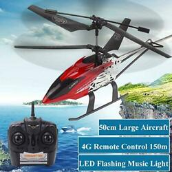 2021 HOT Super Large Helicopter RC Model Vehicle Remote Control Outdoor Fly Toys $55.90