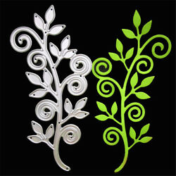 Tree branches Metal Cutting Dies Stencils For Scrapbooking DIY Paper Card S*hu C $2.93
