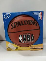 NEW Spalding Official Basketball of the NBA Outdoor 26.5quot; Youth Size $20.00