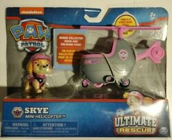Unopened💥Paw Patrol Ultimate Rescue💥Skye#x27;s Mini Helicopter💥A $24.99