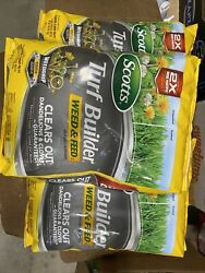 Scotts 25006A Turf Builder Weed and Feed Lawn Fertilizer 14.5lb. $21.00