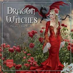 Dragon Witches: The Art of Nene Thomas Wall Calendar 2022 by Sellers Publishing $27.22