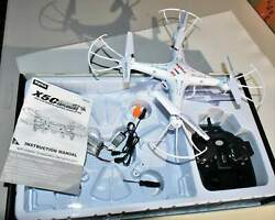 Syma X5C 1 Explorers RC Quadcopter Drone with HD Camera 2.4G 4CH 6 Axis LCD Gyro $35.00