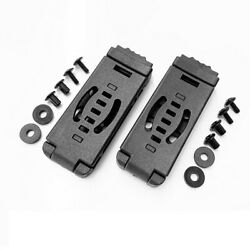 2 Pack Tactical Universal Holster Sheath Belt Clip Large Belt Clips with Screws $9.95