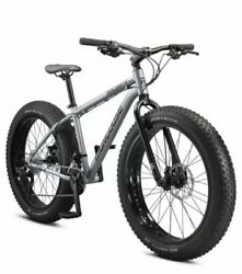 🆕 Mongoose Dolomite ALX Fat Tire Moutain Bike 16 Speeds S Frame with Extras $500.00