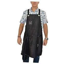 Professional Cooking Apron for BBQ Grill Chef Hobby Kitchen and Work $56.43