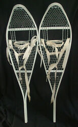 Vintage US Military Issue USGI Snow Shoes with Bindings Snowshoes 1985 Canada $48.00