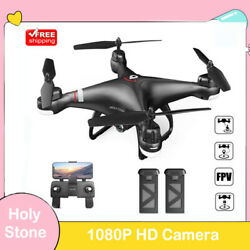 Holy Stone HS110G RC Dronewith 1080P HD Camera Quadcopter FPV GPS Follow Me $99.00