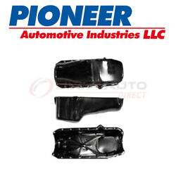 Pioneer Engine Oil Pan for 1980 1985 GMC C1500 Suburban 5.0L 5.7L V8 Low pc $74.36