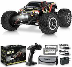 1:10 Scale Large RC Cars 50 kmh Speed Boys Remote Control Car Black Red $243.12