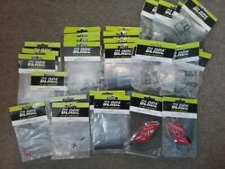 31 E Flite Blade Scout CX Helicopter parts 31 Sealed Packs $80.00