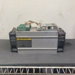 Antminer S7 4.73TH s @ .25W GH 28nm ASIC Bitcoin Miner PSU Not Included $160.00