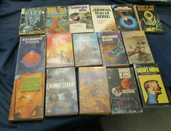 lot of 15 vintage science fiction and fantasy paperbacks including 5 Ace double $29.00
