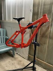 downhill dh Bike frame only mongoose bootr 27.5 $800.00