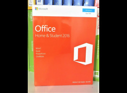 Office Home and Student 2016 for 1 PC $38.99