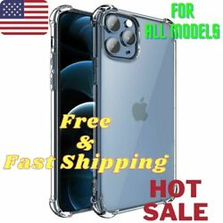 Clear Crystal Cover Screen Protector 13 Pro Max 13 Pro 13 For iPhone Mini Case $2.99