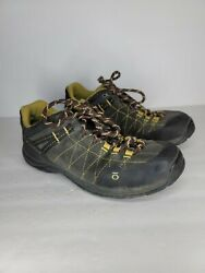 OBOZ Black Hiking Outdoor Boots Shoes 11.5 Mens $39.99