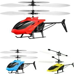 Mini Helicopter RC Eletric Remote Control Toy Aircraft Outdoor Children Gift $13.89