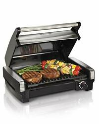 Hamilton Beach Electric Indoor Searing Grill Removable Easy To Clean Nonstick... $101.82