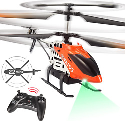 Remote Control Helicopter RC Helicopter For Adults Kids 22 Mins Long Flight Time $62.24