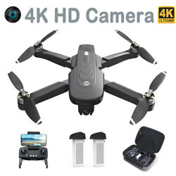 Holy Stone GPS Drone with 4K Camera for Adults HS175D RC Quadcopter Brushless $179.00