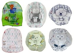 NEW Fisher Price BABY BOUNCER Replacement Seat Pad Cover Cushion $34.95