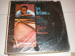 Les McCann LP Plays The Truth PACIFIC JAZZ STEREO