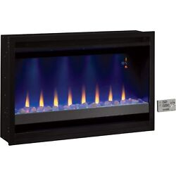 Classic Flame Vent-Free Builders Box Electric Fireplace 36in 4400 BTU 36EB111GRC