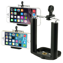 Cellphone Tripod Monopod Selfie Mount Adapter Holder For iPhone 11/XS/XS Max/XR $4.29