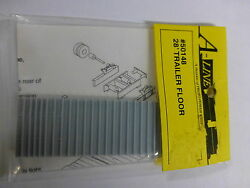 A Line HO #50148 28#x27; Trailer Floor Plastic Part 1:87th Scale $3.85