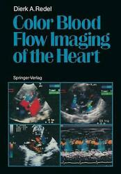 Color Blood Flow Imaging of the Heart by Dierk A. Redel (English) Paperback Book