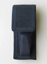 Single Magazine Pouch - 9MM 40 S&W 45 ACP Black