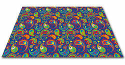 Kid Carpet Paisley with ABC IndoorOutdoor Area Rug