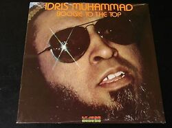 Idris Muhammad-Boogie To The Top-ORIGINAL 1978 US JazzFunk LP-SEALED!