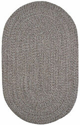 Thorndike Mills Town Crier Brown Heather IndoorOutdoor Rug