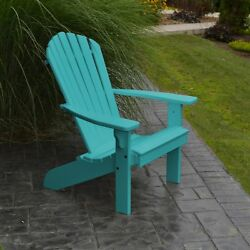 A&L Furniture Traditional Adirondack Chair