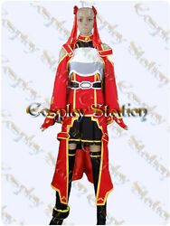 Sword Art Online Silica Cosplay Costume_commission791