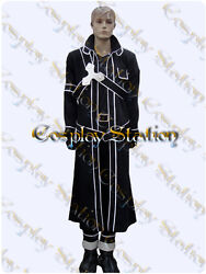 Sword Art Online Kirito Cosplay Costume_commission844