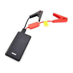 Car Jump Starter Emergency Charger USB Power Bank Backup Battery Portable $28.99