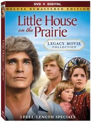 Little House on the Prairie: Legacy Movie Collection New DVD $12.20